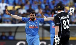 Mohammed Shami Reveals How These Two Bowling Legends Shaped His Career