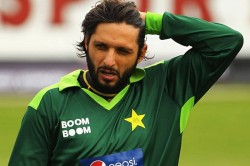 Shahid Afridi Raised Controversial Comments Over Kashmir Issue Indian Fans Slams Back On Twitter