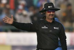 Icc Umpire Anil Chaudhary Force To Climb Trees In Search Of Mobile Network During Coronavirus