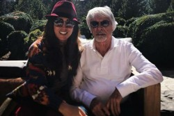 Formula 1 Chief Bernie Ecclestone Going To Be Father At The Age Of 89 With 44yr Old Wife