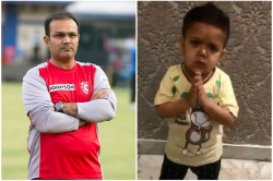 Young Child Told How To Fight Coronavirus Virender Sehwag Shared Video
