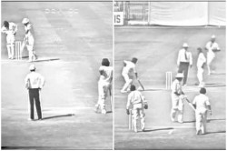 When Lost By India In First Odi And Pakistan Came Down On Dishonesty