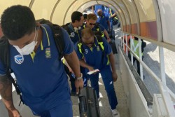 India Vs South Africa Players Returned From India Tour Are Safe Tested Negative For Corona Virus