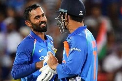 Dinesh Karthik Disclosure I Was Surprised By Dhoni Decision In The World Cup Semifinal