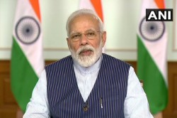 Narendra Modi Video Conferencing With Top 40 Sportsperson On Covid 19 Situation In Country