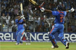On This Day Ms Dhoni Hit That Memorable Six And India Lift Odi World Cup After 28 Years Watch
