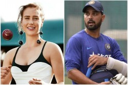Murali Vijay Said Woman Cricketer Ellyse Perry Is Beautiful I Want Dinner With Her