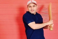 Virender Sehwag S Tremendous Style Video Viral On Social Media