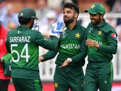 Pakistan Spinner Shadab Khan Picks Two Most Legendary Batsmen Of Modern Day Cricket Against Spin