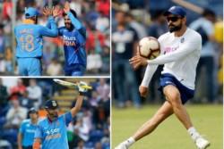 Yuvraj Singh Ravindra Jadeja Suresh Raina Or Virat Kohli Brad Hogg Picks Best Indian Fielder