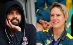 Ellyse Perry Appreciate On Terms To Murali Vijay Wish Regarding Dinner With Her
