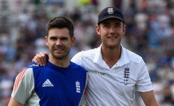 James Anderson Compares Match Behind Closed Doors With County Cricket