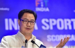 Kiren Rijiju Clears Ipl Fate Will Be Decided By Indian Government Not Bcci