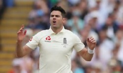James Anderson Returns Back In Training After Long Time He Enjoys It