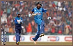 Rohit Sharma Said He Had A Chance To Get Double Ton In A T20i Match Too