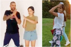 Shikhar Dhawan Daughter Aliyah Turn 20 Cricketer Shares Dance Video With Her Watch