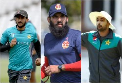 Mohammad Amir And Hasan Ali Left From Coach Misbah Ul Haq Whatsapp Group