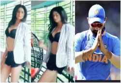 Mohammed Shami S Wife Hasin Jahan Shares Bold Video Captioned With Get Ready To Burn And Scratch