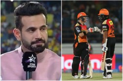 Irfan Pathan Shows Disappointment Over David Warner Comment On Shikhar Dhawan