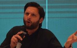 Ex Pakistan Spinner Slams Shahid Afridi On His Speech In Pok