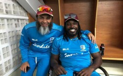 Mushtaq Ahmed Said Chris Gayle And Andre Russell Told Me India Did Not Want To See Pakistan Semis