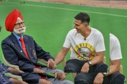 Many Veterans Including Kohli And Akshay Kumar Expressed Grief At The Death Of Balbir Singh