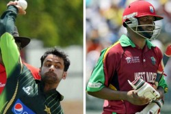 Pakistani All Rounder Mohammad Hafeez Claims Brian Lara Was Scared To Face His Bowling In Odis
