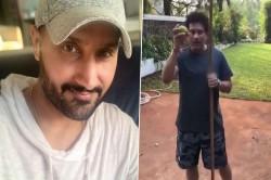 This Is Not Mango Its Lemon Harbhajan Singh Shared Sachin S Old Video