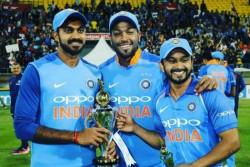 Vijay Shankar Responded Over Comparison With Hardik Pandya And Comeback In Team India