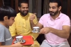 Irfan Pathan And Yusuf Pathan Done A Funny Role Video Viral On Social Media