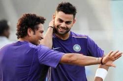Virat Kohli Will Break Sachin S Three Big Records As He Returns To The Field