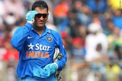 Indian Footballer Anirudh Thapa Happy Seeing The Simplicity Of Dhoni