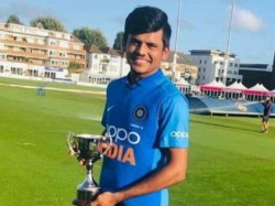 U19 Skipper Priyam Garg Exclusive Interview With Helo Reveals How To Play Pat Cummins In Ipl