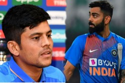 No To Virat Kohli Priyam Garg His Favorite U19 Captain Of Winning Indian Team Reveals Why Do Sledge