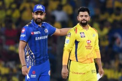 Rohit And Raina Selected Mumbai And Chennai Players For All Time Playing Xi