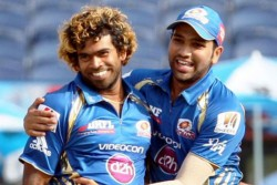 Rohit Sharma Apologizes To Lasith Malinga After Choosing All Time Mi Csk Playing Eleven Know Why