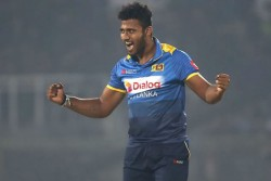 Sri Lankan Pacer Shehan Madushanka Who Took Hattrick In Odi Debut Detained By Police For Drugs