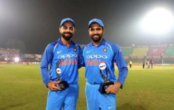 Brad Hogg Answers Who Is Better Between Virat Kohli And Rohit Sharma