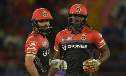 Chrish Gayle Put Weightage On Darren Sammy Racial Comments Allegations