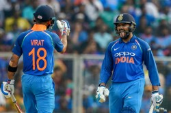 When Aaron Finch Plead To Umpire Michael Gough For Help In Get Out Virat Kohli And Rohit Sharma