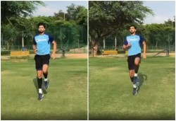 Ishant Sharma Returns To Outdoor Training After 3 Month Share His Video