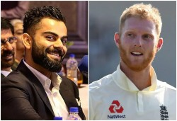 Ben Stokes Get Unwanted Name Of Virat Kohli In His 29th Birthday Wishes From Twitter