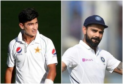 Naseem Shah Picks Three Batsman Of His Dream Hat Trick Virat Kohli Is Not Included