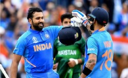 On This Day India Demolished Pakistan In 2019 Wc While Rohit Sharma Set Ton