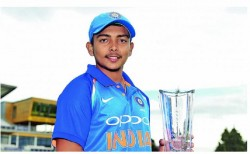 Prithvi Shaw Helps Villagers Affected By Cyclone Nisarga In Alibaug