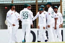 Srilanka Vs Bangladesh Ahead Of Test Series Pacer Abu Jayed Tested Positive For Corona Virus