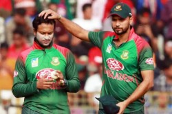 Mashrafe Mortaza Tests Positive For Coronavirus Wife Also Came In The Grip