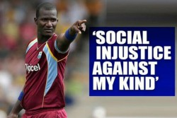 Icc Against Racism Opens Up On Accusition Of Darren Sammy Chris Gayle Over Racism George Floyd Death