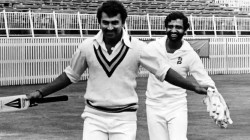 Ex Indian Cricketer Gundappa Vishwanath Open Up Throwing Out From Team After 37 Yrs Of Pakistan Tour