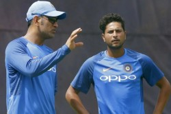 Kuldeep Yadav Explains How Ms Dhoni Absence From Team India Affected His Confidence While Bowling
